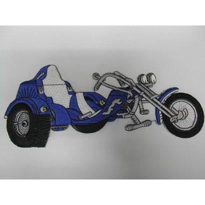 Trike Blue white 67 E