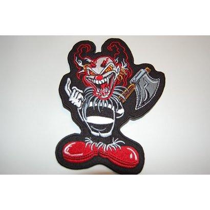 Clown with ax 158 E
