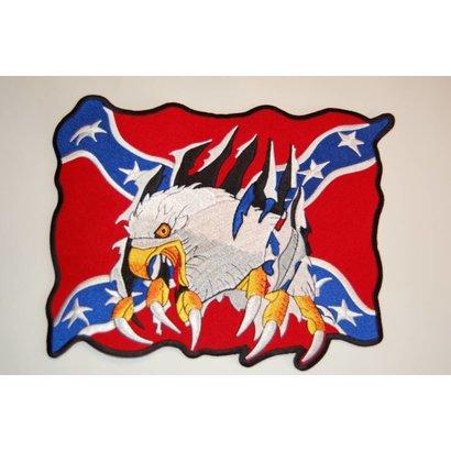 Eagle rebel flag Nr.153 E