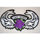 Lady Rider Rose Purple