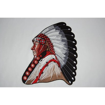 The Old Indian Chief Large Nr.349 E