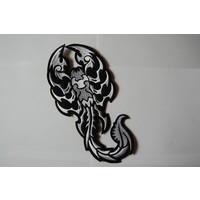 Scorpion white