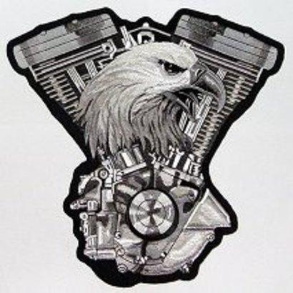 Eagle with Engine small 624 E
