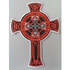Keltisch Cross Orange