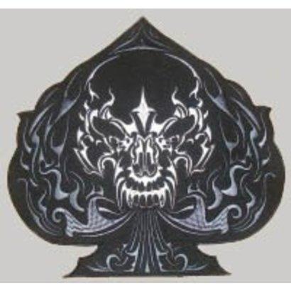 Black Spade skull 472 R