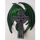 Dragon on Cross Green