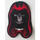 Hooded Skull Red