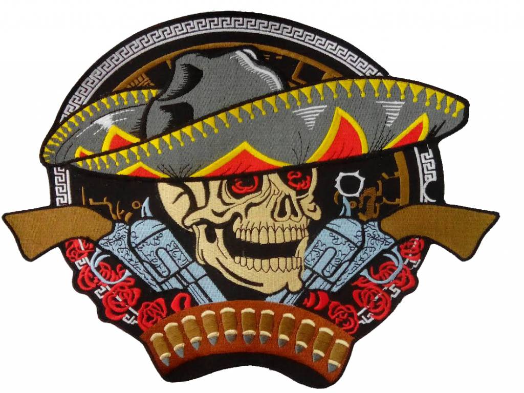 Mexican Patch Badgeboy