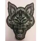 Wolf in Flames black 636 R