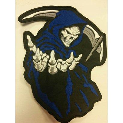 Asking Reaper Blue