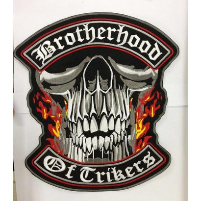 Brotherhood of Trikers small 37 E