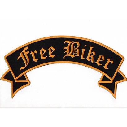 Free Biker Yellow Gold 596
