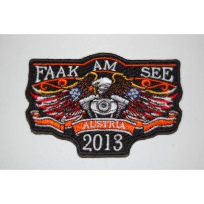 Faak am See 2013 Eagle