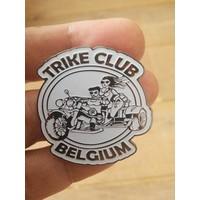 Trike Club Belgium Pin