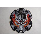 Wolf patch 553 R