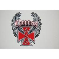 Chopper patch Nr. 183 E