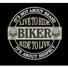 It is not the Brand Biker