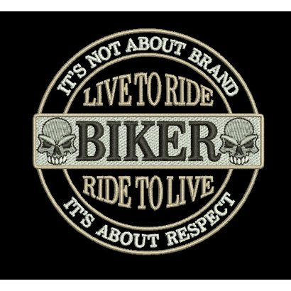 It is not the Brand Biker