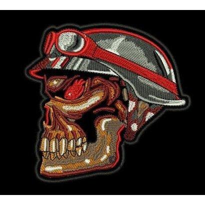 Geman Skull Color