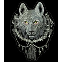The Grey Wolf small