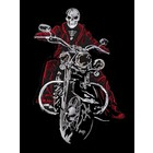 The Biker patch red Nr.399 R