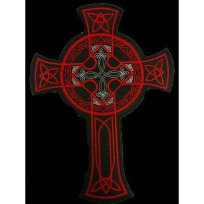 Keltisch Cross red