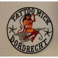 Tattoo Mick Dordrecht