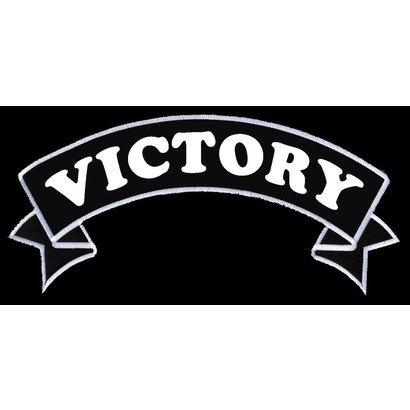Victory Banner 30 cm