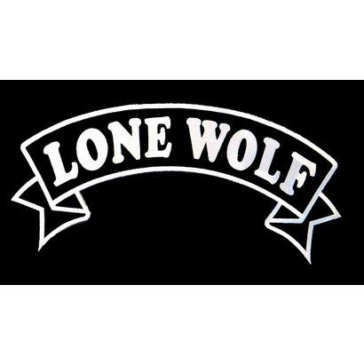 Lone Wolf Banner