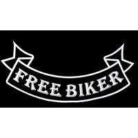 Free Biker Under