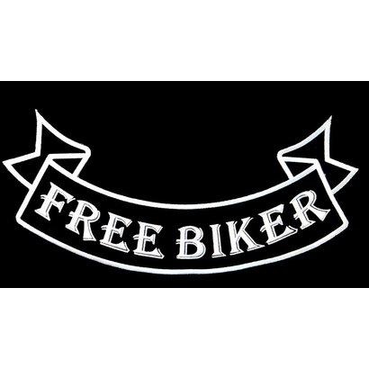 Free Biker patch