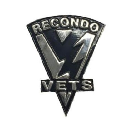 Pin for the Recondo Veterans