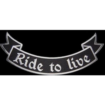Ride to Live 215 E