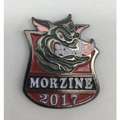Morzine pin 2017