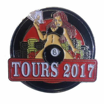 Tours 2017 event pin