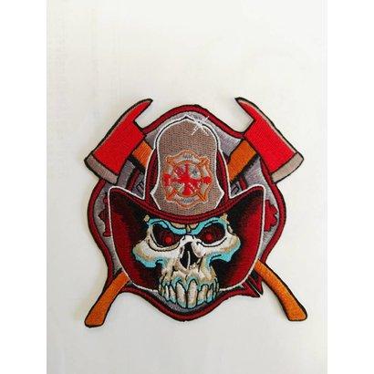 Firefighter skull