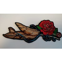 Rose and Feather
