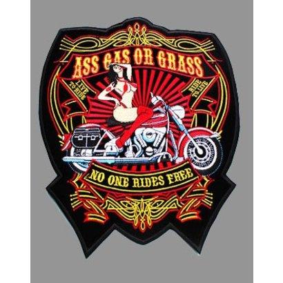 Ass Gas or grass