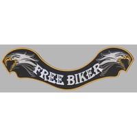 Free Biker banner Eagle