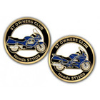 Honda challenge coins Not for Sale