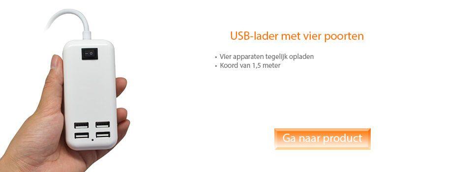 Slider USB Hub