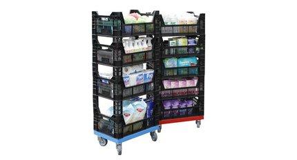 Rolling Storage System