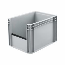 Basicline stapelbak afm. 400x300x270 mm
