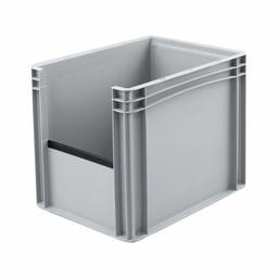 Basicline stapelbak afm. 400x300x320 mm
