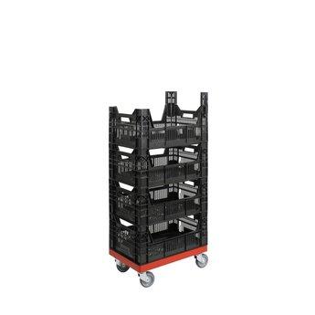 Rolling Storage System Hoekprofiel voor 220 mm uitpakruimte van 110 mm naar 220 mm