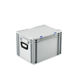 Basicline koffer afm. 400x300x285 mm