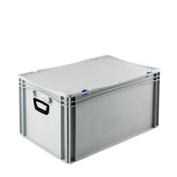 Basicline koffer afm. 600x400x335 mm