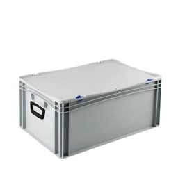 Basicline koffer afm. 600x400x285 mm
