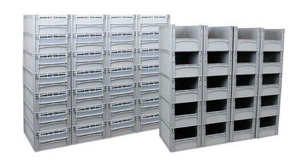 Storage Wall en Bakkenstelling