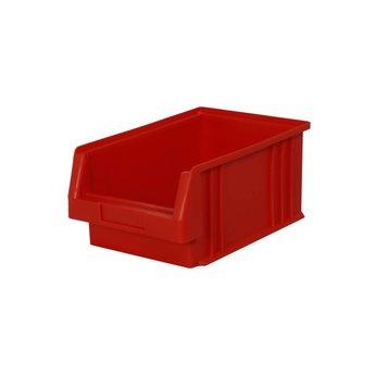 Mini magazijnbakken 330x213x150 mm   doos 10 stuks